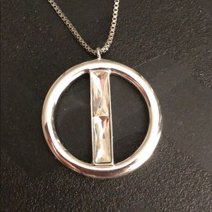 WHBM Pendant Necklace